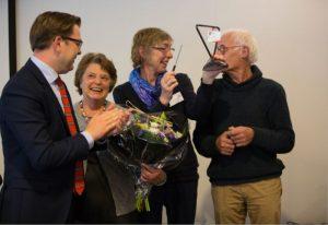 Logeerhuis De Opstap wint de Akkie Hofstee-prijs
